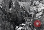 Image of Yellowstone National Park United States USA, 1940, second 59 stock footage video 65675031925