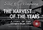Image of Ford Motor Company Dearborn Michigan USA, 1938, second 9 stock footage video 65675031926