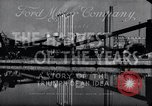 Image of Ford Motor Company Dearborn Michigan USA, 1938, second 15 stock footage video 65675031926