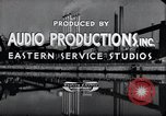 Image of Ford Motor Company Dearborn Michigan USA, 1938, second 18 stock footage video 65675031926