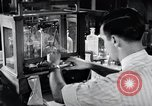Image of Ford Motor laboratory Dearborn Michigan USA, 1938, second 42 stock footage video 65675031929