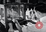 Image of Ford Motor laboratory Dearborn Michigan USA, 1938, second 44 stock footage video 65675031929