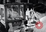 Image of Ford Motor laboratory Dearborn Michigan USA, 1938, second 46 stock footage video 65675031929