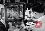 Image of Ford Motor laboratory Dearborn Michigan USA, 1938, second 50 stock footage video 65675031929
