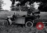 Image of camping in car United States USA, 1920, second 31 stock footage video 65675031931