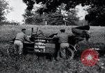 Image of camping in car United States USA, 1920, second 39 stock footage video 65675031931