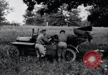 Image of camping in car United States USA, 1920, second 44 stock footage video 65675031931