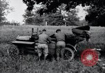 Image of camping in car United States USA, 1920, second 45 stock footage video 65675031931