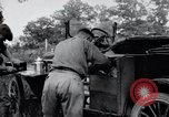 Image of camping in car United States USA, 1920, second 49 stock footage video 65675031931