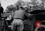 Image of camping in car United States USA, 1920, second 50 stock footage video 65675031931