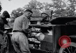 Image of camping in car United States USA, 1920, second 51 stock footage video 65675031931