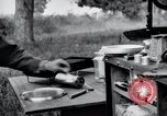 Image of camping in car United States USA, 1920, second 52 stock footage video 65675031931