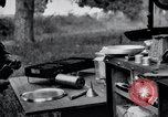 Image of camping in car United States USA, 1920, second 55 stock footage video 65675031931