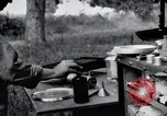 Image of camping in car United States USA, 1920, second 61 stock footage video 65675031931