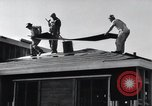Image of construction of houses United States USA, 1941, second 2 stock footage video 65675031938