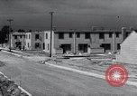Image of construction of houses United States USA, 1941, second 29 stock footage video 65675031938