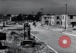 Image of construction of houses United States USA, 1941, second 31 stock footage video 65675031938