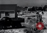 Image of construction of houses United States USA, 1941, second 36 stock footage video 65675031938