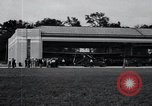 Image of Ford biplane Dearborn Michigan USA, 1927, second 36 stock footage video 65675031943