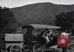 Image of camping trailer United States USA, 1916, second 12 stock footage video 65675031947