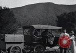 Image of camping trailer United States USA, 1916, second 17 stock footage video 65675031947