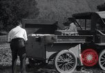 Image of camping trailer United States USA, 1916, second 31 stock footage video 65675031947