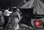Image of camping trailer United States USA, 1916, second 43 stock footage video 65675031947