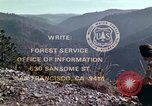 Image of reforest areas California United States USA, 1970, second 59 stock footage video 65675031952