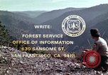 Image of reforest areas California United States USA, 1970, second 61 stock footage video 65675031952