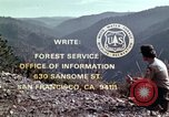 Image of reforest areas California United States USA, 1970, second 62 stock footage video 65675031952