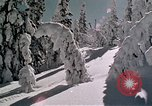 Image of precautions while skiing California United States USA, 1970, second 43 stock footage video 65675031953