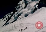 Image of precautions while skiing California United States USA, 1970, second 49 stock footage video 65675031953