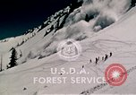 Image of precautions while skiing California United States USA, 1970, second 53 stock footage video 65675031953