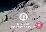 Image of precautions while skiing California United States USA, 1970, second 54 stock footage video 65675031953