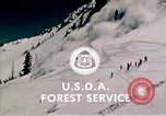 Image of precautions while skiing California United States USA, 1970, second 55 stock footage video 65675031953