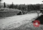Image of tractor drawn road grader United States USA, 1930, second 3 stock footage video 65675031958