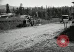 Image of tractor drawn road grader United States USA, 1930, second 10 stock footage video 65675031958
