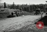 Image of tractor drawn road grader United States USA, 1930, second 13 stock footage video 65675031958