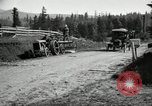 Image of tractor drawn road grader United States USA, 1930, second 14 stock footage video 65675031958