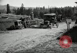 Image of tractor drawn road grader United States USA, 1930, second 18 stock footage video 65675031958