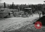 Image of tractor drawn road grader United States USA, 1930, second 23 stock footage video 65675031958