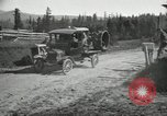Image of tractor drawn road grader United States USA, 1930, second 26 stock footage video 65675031958
