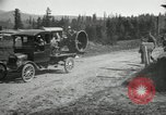 Image of tractor drawn road grader United States USA, 1930, second 27 stock footage video 65675031958
