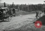 Image of tractor drawn road grader United States USA, 1930, second 28 stock footage video 65675031958