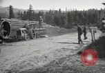 Image of tractor drawn road grader United States USA, 1930, second 29 stock footage video 65675031958