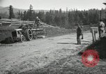 Image of tractor drawn road grader United States USA, 1930, second 30 stock footage video 65675031958