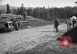 Image of tractor drawn road grader United States USA, 1930, second 31 stock footage video 65675031958
