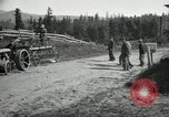 Image of tractor drawn road grader United States USA, 1930, second 33 stock footage video 65675031958
