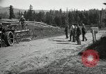 Image of tractor drawn road grader United States USA, 1930, second 34 stock footage video 65675031958