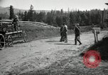 Image of tractor drawn road grader United States USA, 1930, second 36 stock footage video 65675031958